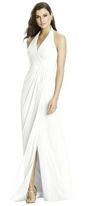 Dessy Bridesmaid Dress 2992