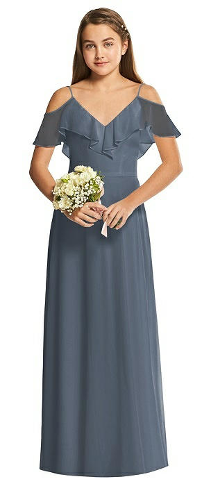 Dessy Collection Junior Bridesmaid Style JR548