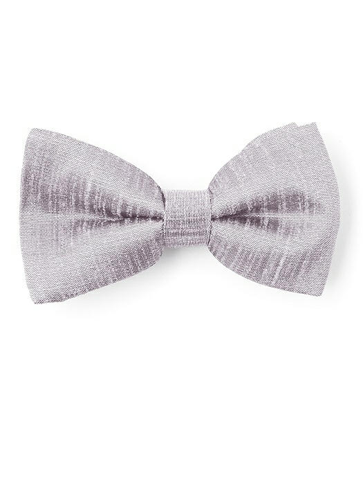 Boy's Clip Bow Tie in Dupioni by After Six