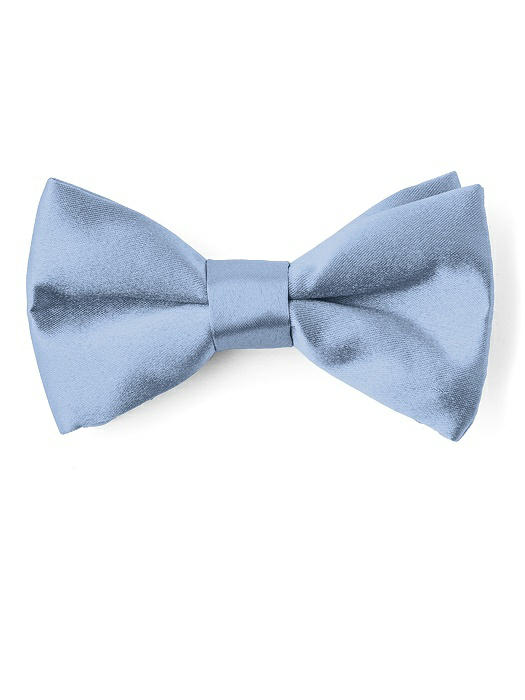 Boy's Matte Satin Clip Bow Tie by After Six