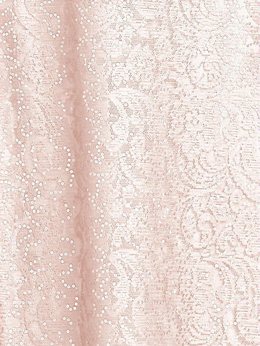 Victoria Sequin Lace Fabric by the 1/2 Yard