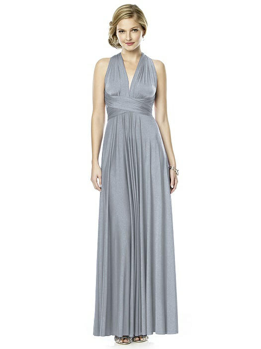 Twist Dress: Wrap Dress for Bridesmaids, Prom