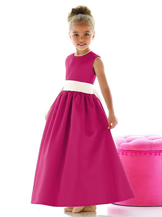 Flower Girl Dress FL4021