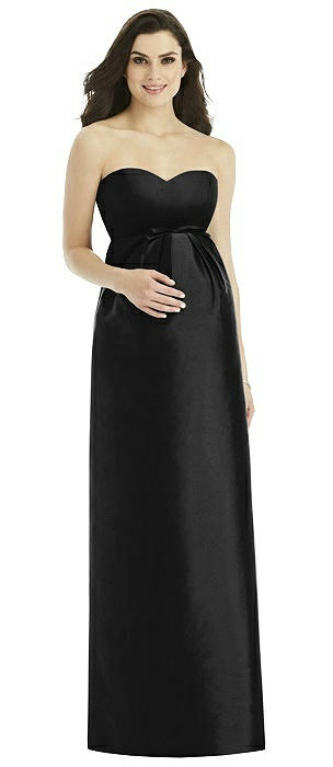 Alfred Sung Maternity Bridesmaid Dress Style M435
