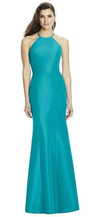 Dessy Bridesmaid Dress 2996