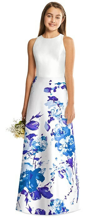 Alfred Sung Junior Bridesmaid Dress JR545CBP