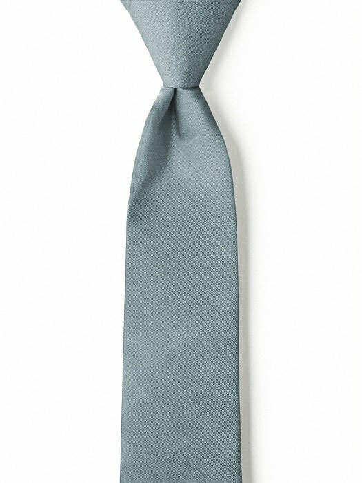"Peau de Soie Boy's 14"" Zip Necktie by After Six"