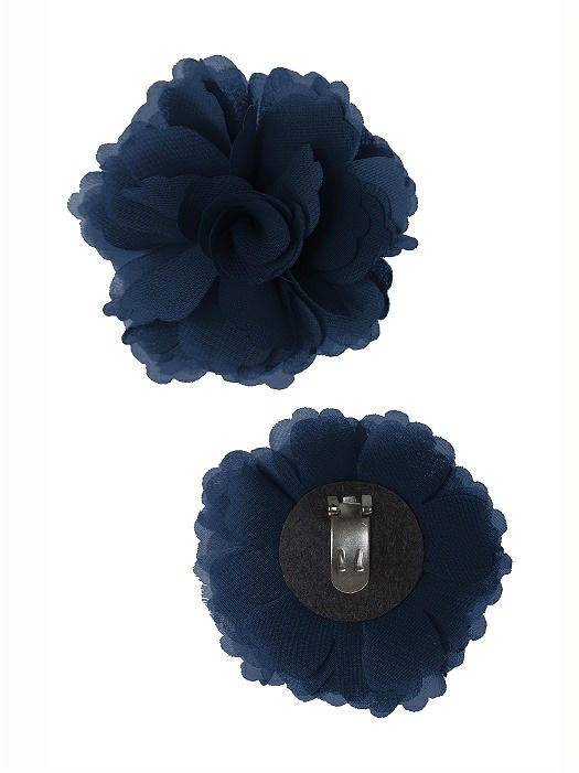 Nu-Georgette Flower Shoe Clip