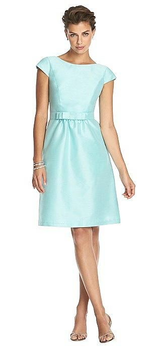 Alfred Sung Bridesmaid Dress D570