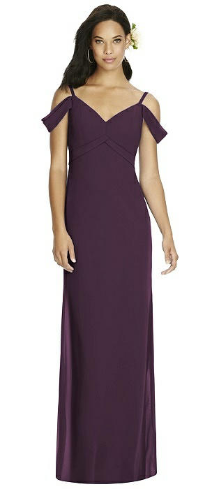 Social Bridesmaids Dress 8183