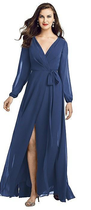 Dessy Bridesmaid Dress 3049