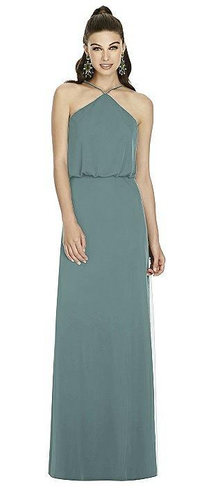 Alfred Sung Bridesmaid Dress D738