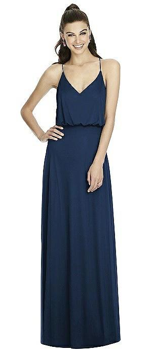 Alfred Sung Bridesmaid Dress D739