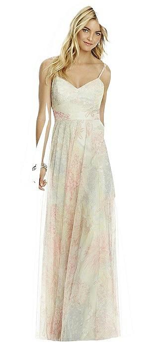 After Six Bridesmaid Dress 6766PRNT