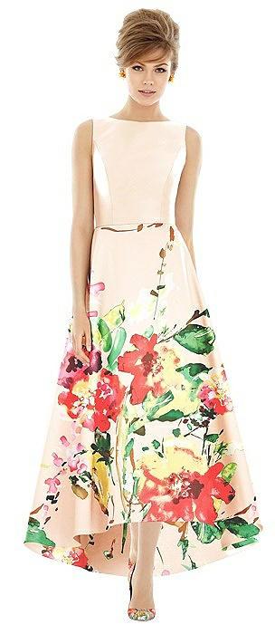 Alfred Sung Bridesmaid Dress D698CP
