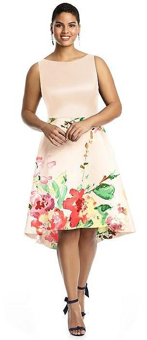 Alfred Sung Bridesmaid Dress D697CP