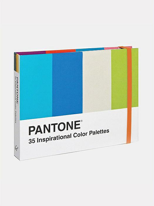 Pantone: 35 Inspirational Color Palettes