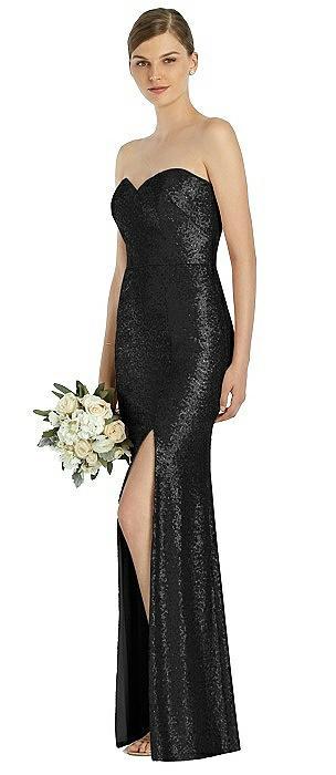 Dessy Bridesmaid Dress 3037