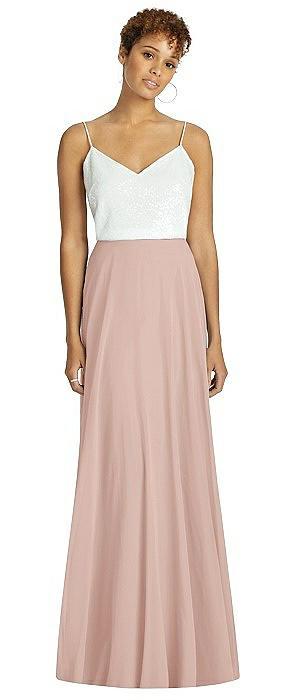 After Six Bridesmaid Skirt S1518