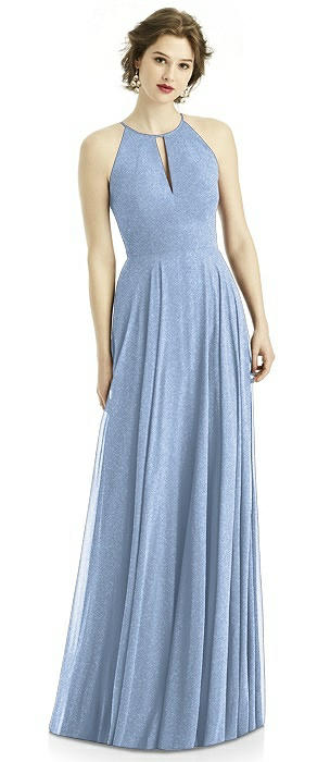 After Six Shimmer Bridesmaid Dress 1502LS
