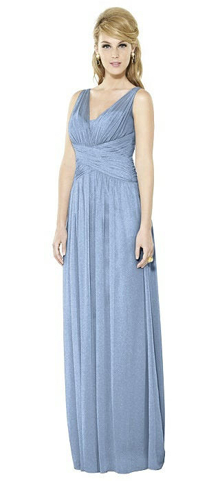 After Six Shimmer Bridesmaid Dress 6711LS