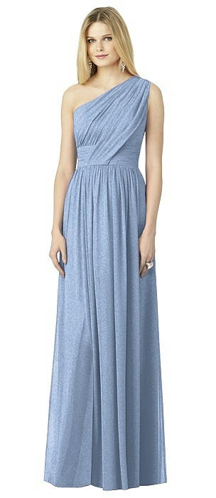 After Six Shimmer Bridesmaid Dress 6728LS