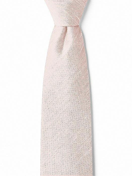 "Dupioni Boy's 14"" Zip Necktie by After Six"