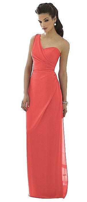 After Six Bridesmaid Dress 6646 - Closeout