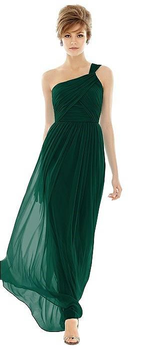 Alfred Sung Bridesmaid Dress D691