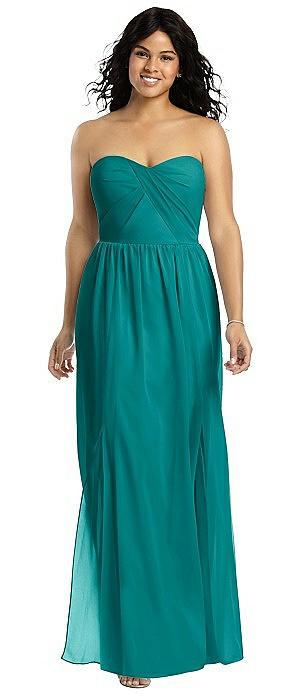 Social Bridesmaids Dress 8159