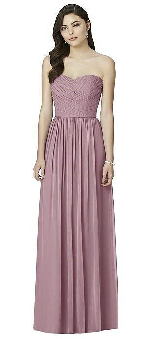 Dessy Bridesmaid Dress 2991