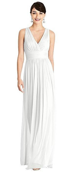 Alfred Sung Bridesmaid Dress D744
