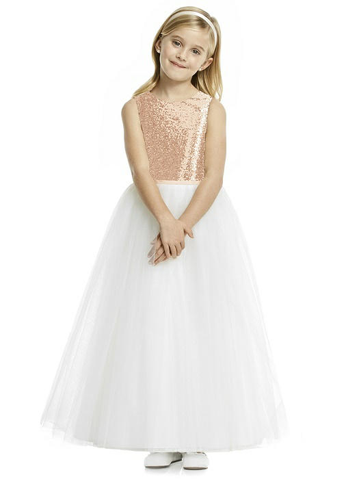 Flower Girl Dress FL4057