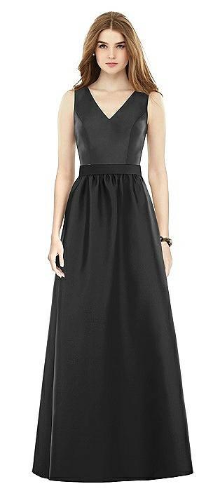 Alfred Sung Bridesmaid Dress D752