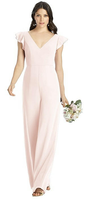 Dessy Bridesmaid Jumpsuit Adelaide