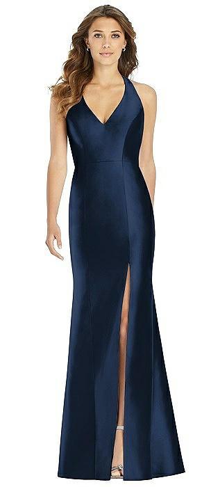 Alfred Sung Bridesmaid Dress D761
