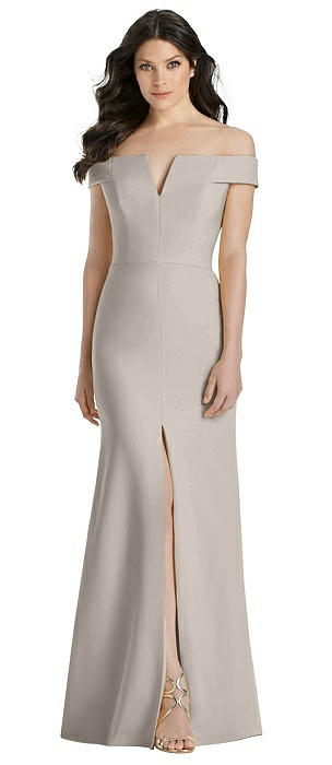 Dessy Bridesmaid Dress 3038