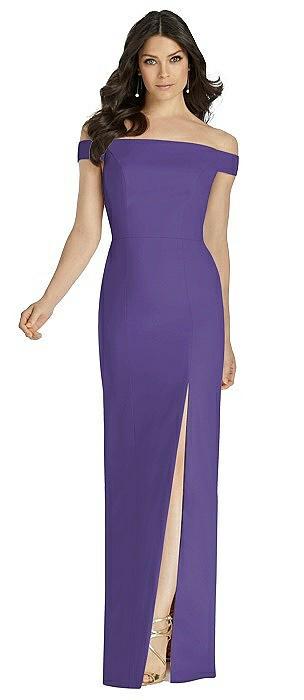 Dessy Bridesmaid Dress 3040
