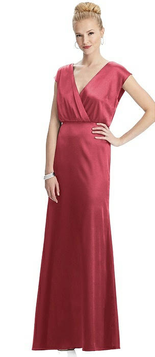 Dessy Bridesmaid Dress 3050