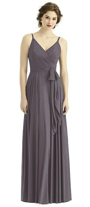 After Six Shimmer Bridesmaid Dress 1511LS