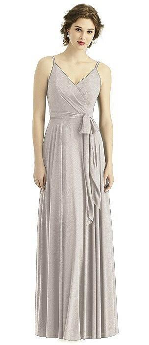 After Six Shimmer Bridesmaid Dress 1511LS