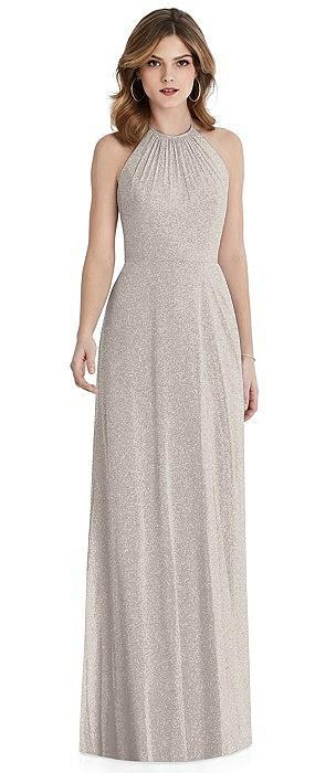 After Six Shimmer Bridesmaid Dress 1515LS
