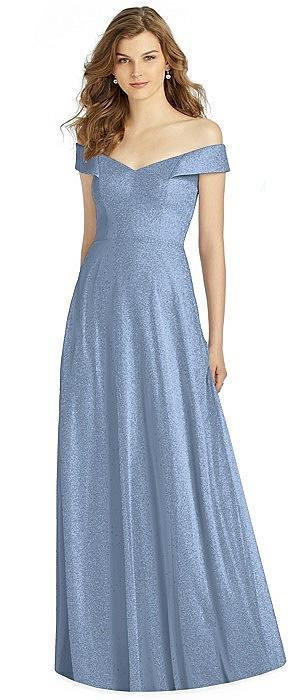Bella Bridesmaid Shimmer Dress BB123LS