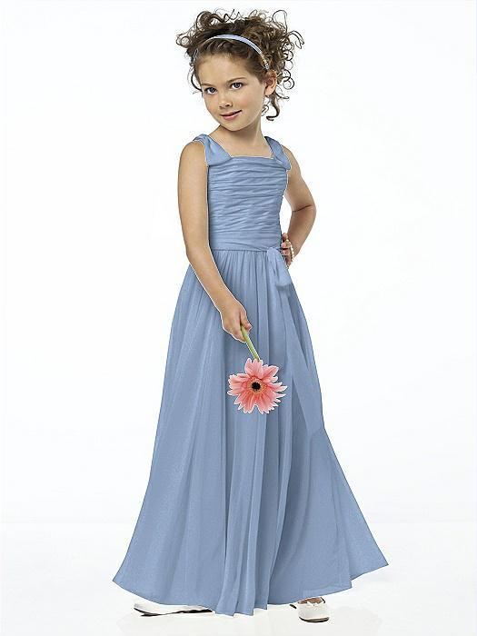 Flower Girl Shimmer Dress FL4033LS