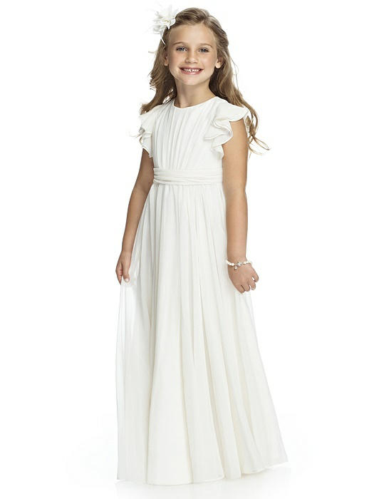 Flower Girl Shimmer Dress FL4038LS