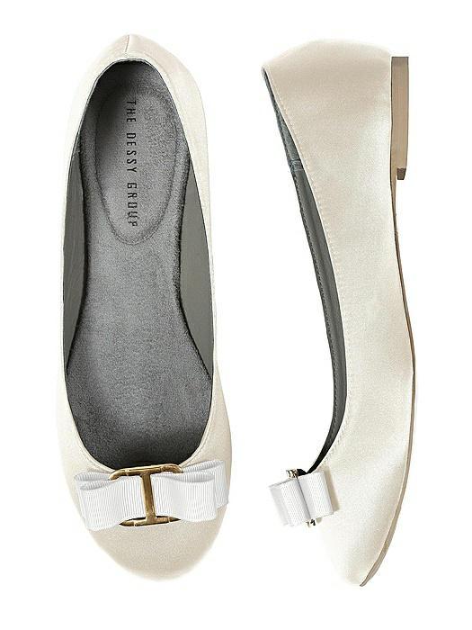 Modern Grosgrain Shoe Clip