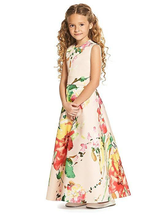 Flower Girl Dress FL4062FLOR