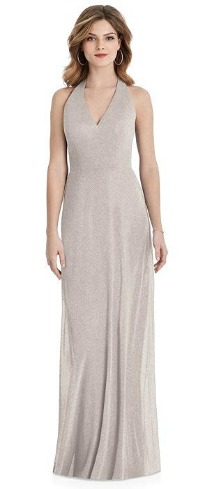 After Six Shimmer Bridesmaid Dress 1516LS