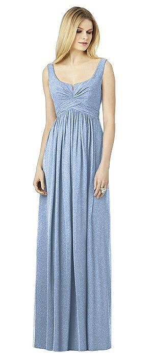 After Six Shimmer Bridesmaid Dress 6727LS