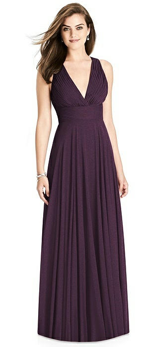 Bella Bridesmaids Shimmer Dress BB117LS